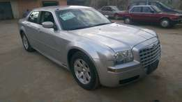 Top of the class 2007 tokunbo Chrysler 300 with accident free for sale