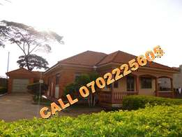 State of the art 4 bedroom Bungalow for sale in Bweyogerere at 450m