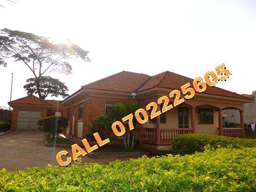 State of the art 4 bedroom Bungalow for sale in Bweyogerere at 450m Wakiso - image 1