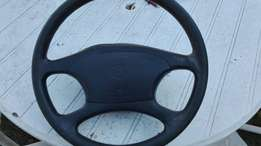 Toyota tazz steering wheel