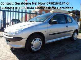 2007 Peugeot 206 1.4 3 Door Great All round Condition 103000kms Call