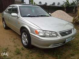 Clean Toyota Camry 2002, fairly used in PH still in perfect condition
