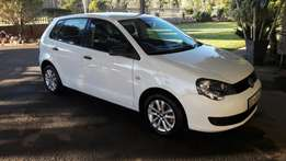 2014 Vw polo Vivo 1.6 Trendline