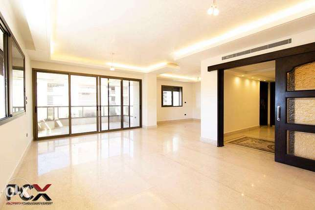 Bright apartment for rent in Ain il mraisseh