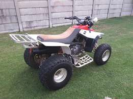 350cc Yamaha Warrior Quad for sale. This price is a steal!!