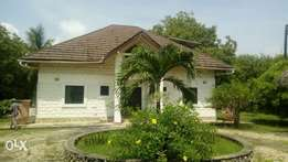 Bungalow for sale in diani beach