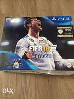 Brand Ps4 Fifa18 Bundle For Sale