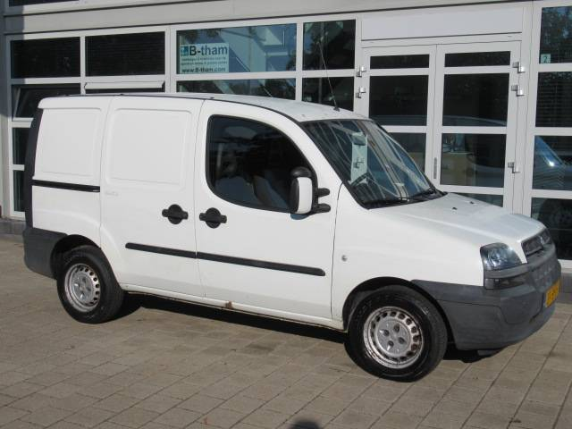 Fiat Doblò Cargo 1.9 JTD - 2003