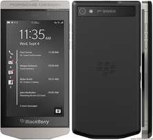 Blackberry Porsche P9982