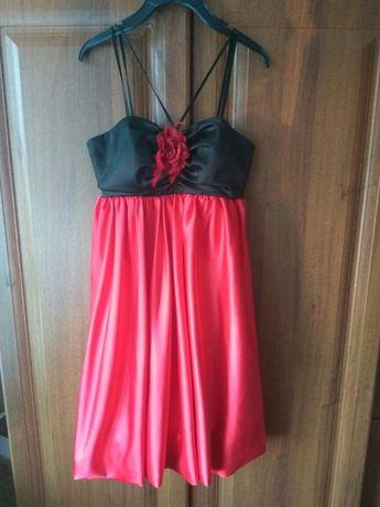 Жіноче женское плаття платье сукня нарядне червоне Кам янець-Подільський - зображення  1 39f5278a07326