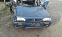 Mazda 323 now stripping