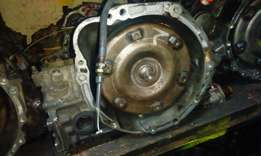 Toyota Ae 102,100,103-4e and 5e automatic Gear