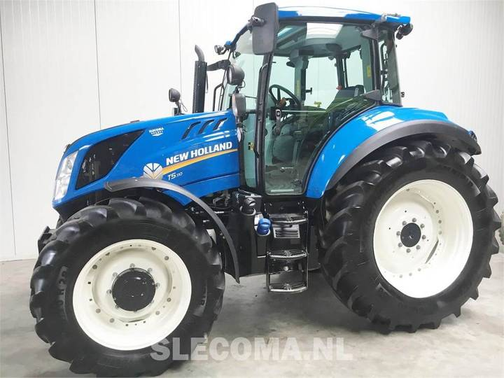 New Holland T5.110EC - 2017