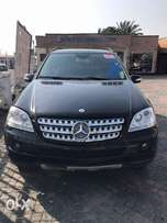 Tokunbo 2008 Benz ML350