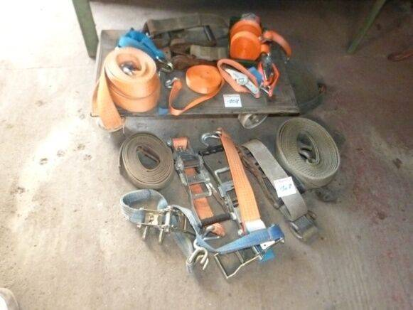 Transport Trolley, Straps automotive tool for sale by auction