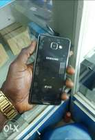 One month old Samsung Galaxy A5 smart phone for sale.