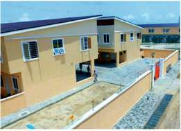 4bedroom terraced duplex&3bedroom