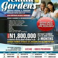 Own a Land in Owerri