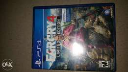 Ps4 game cd. Farcry4