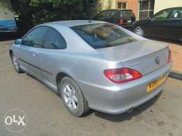 Clean Peugeot 406 for sale with full auction