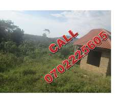 Pristine 50 by 100ft plot for sale in Sonde-Nabusugwe at 35m