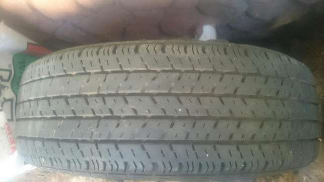 """13"""" tyer and rim for sale urgent Springs - image 2"""