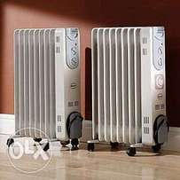 Oil heaters starting from R350 Each