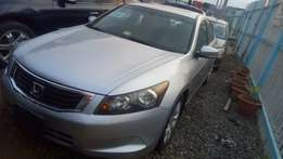 Foreign used Honda Accord (2008) for sale