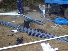 Drilling's &Equipping water Boreholes with THE best PUMPS