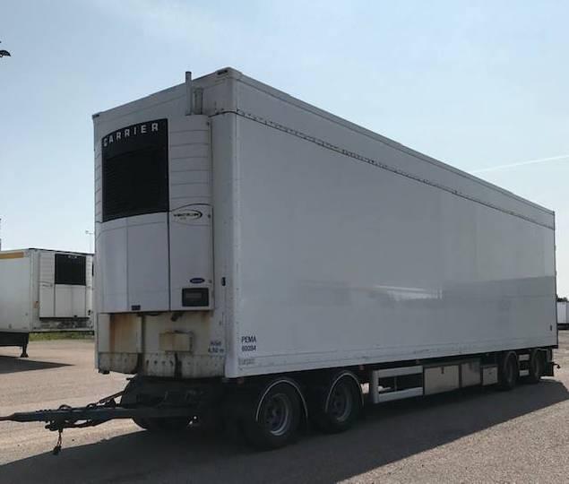 VAK Dd-vagn Kyl/frys ( 69284 ) - 2013