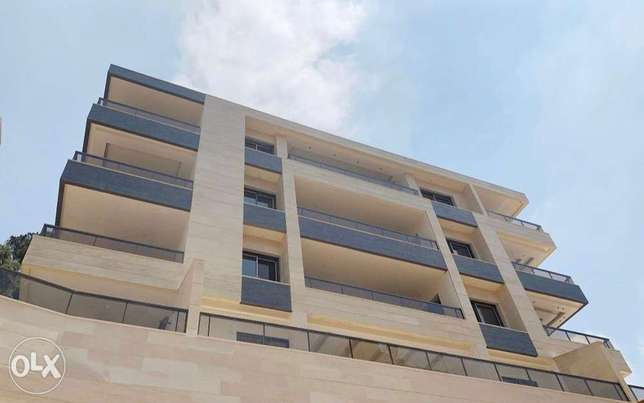 Mansourieh - Belle Vue , Apartment for rent 450 $ / mth cash