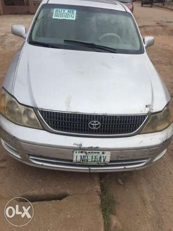 ADORABLE MOTORS: A clean first body, well used 03 Toyota Avalon Lagos Mainland - image 2