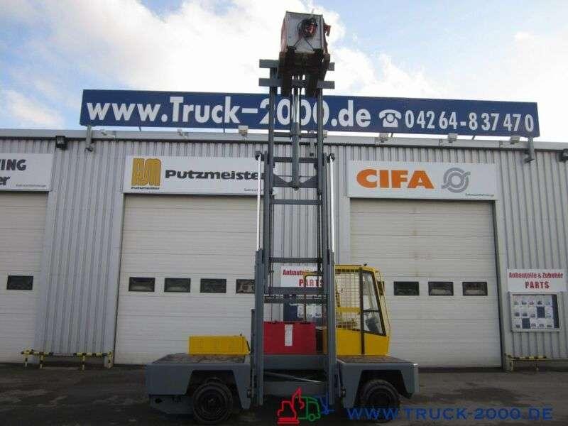Baumann EHX 30/14/51 Seitenstapler Hubhöhe 5.10m 3.000KG - 2007 - image 3