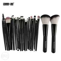 22 Pieces Make Up for brushes