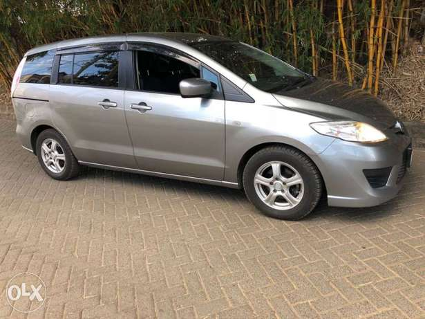 Mazda Premacy 2010 New Import very spacious and clean Hurlingham - image 6