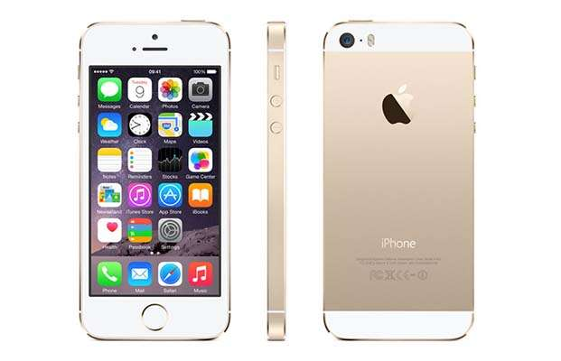 Brand New iPhone 5s 32GB 24 months warranty Nairobi CBD - image 1