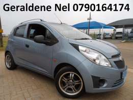 2011 Chevrolet Spark 1.2 LS Bargain Price Only R74900 with 90000kkms