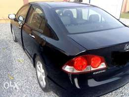 Honda civic 2008 model