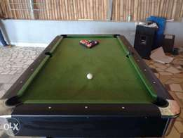 Very Clean Used 7ft snooker Table