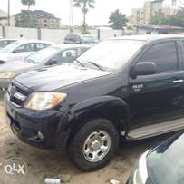 Registered Toyota Hilux'08 diesel in surulere for sale