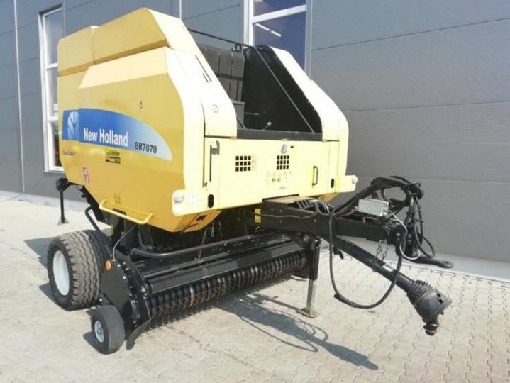 New Holland br 7070 - 2010