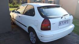 Honda Civic 160i Auto 1997