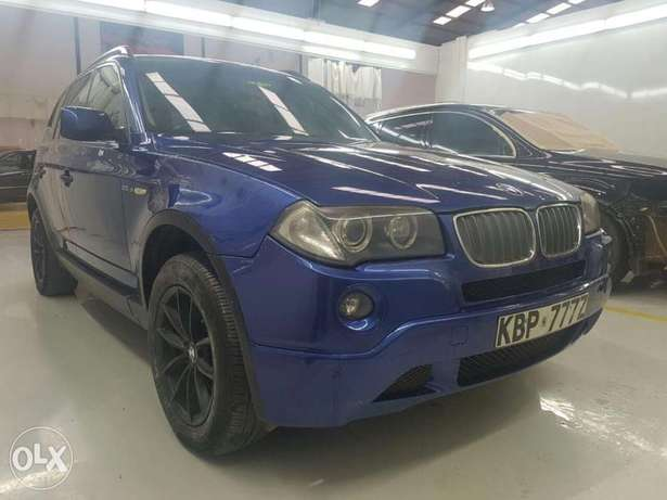 Bmw x3 Upper Parklands - image 1