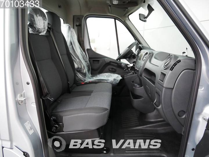 Renault Master Chassis cabine 165PK Dubbellucht Navigatie Airco 3... - 2019 - image 9