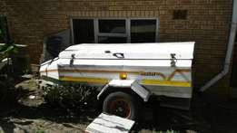 4 x Venter Trailers For Sale