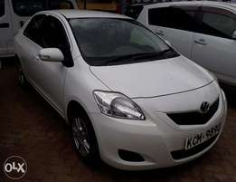 Xtremely Clean Toyota Belta 2010 Model
