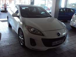 2012 Mazda3 1.6 Dynamic for sell R100000