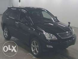 Foreign Used 2012 Toyota, Harrier Sunroof Asking Price 2,900,000/=