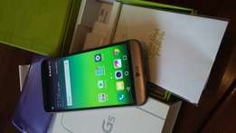 Lg g5 for sale with box and accessories