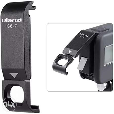 Protective Cover for Gopro Hero 8 Black Battery Case Cover